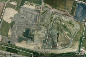 Existing gravel pit between Didcot, Sutton Courtenay and Appleford